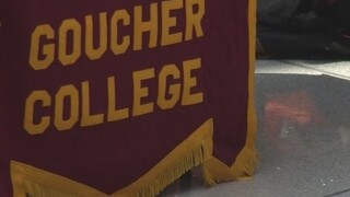 Goucher College students holding protest after racist graffiti found on campus