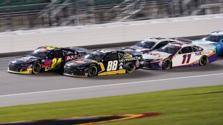 William Byron, Alex Bowman