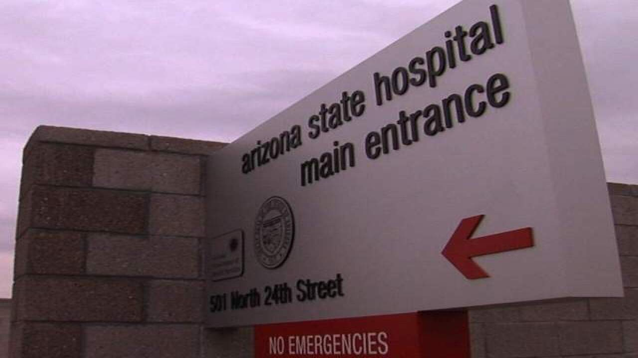 AZ state mental hospital investigation ongoing