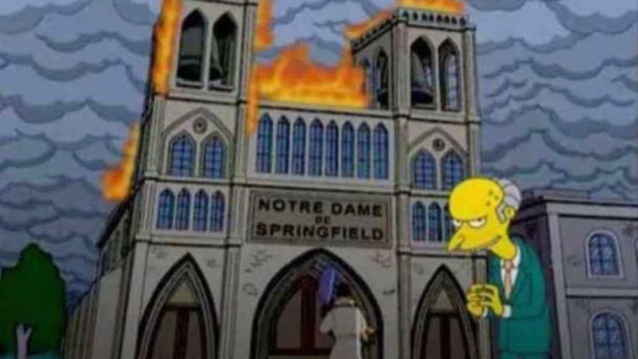 Simpsons fire pic.JPG