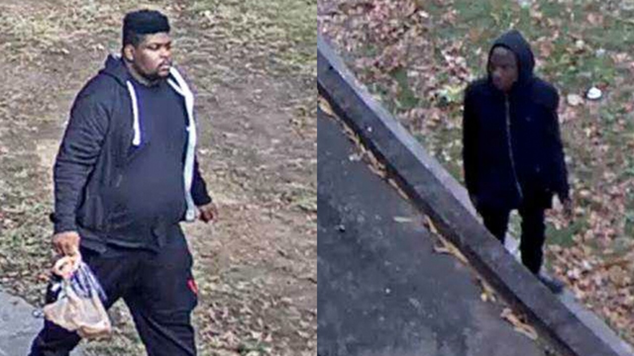 Man sought in Nashville homicide; 2 wanted for questioning