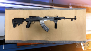 Seized Assault Rif