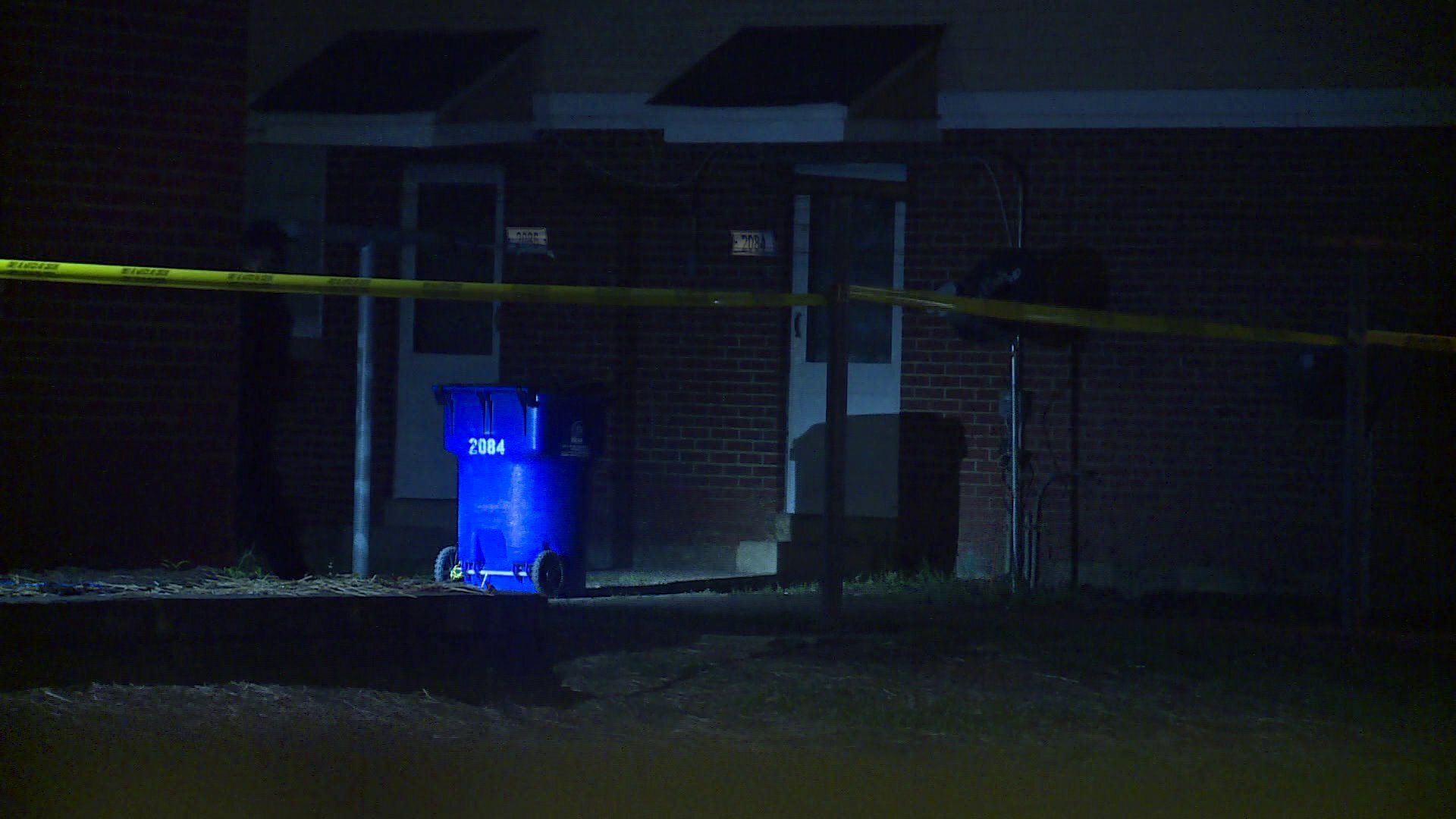 Photos: Man killed in early morning Richmond shooting