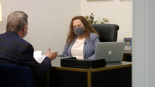 WPTV Investigative Reporter Dave Bohman speaks to civil rights attorney Shahar Pasch in March 2021.jpg