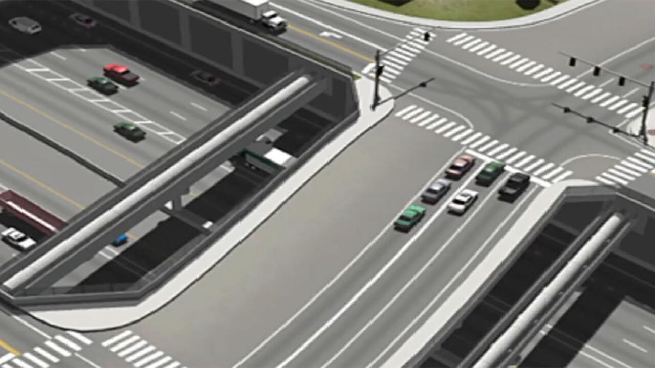 CDOT releases simulation of I-70 cap