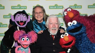 2017 Sesame Workshop Dinner