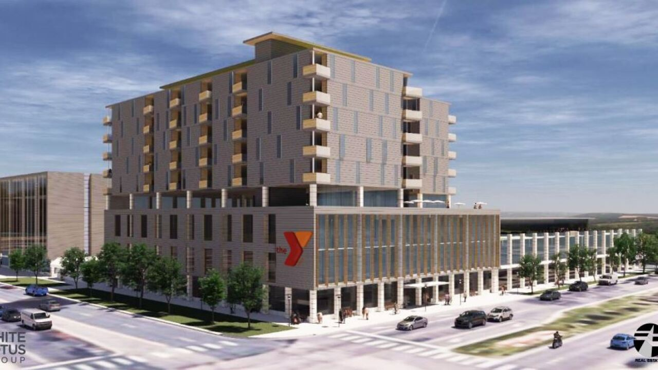 YMCA Downtown future