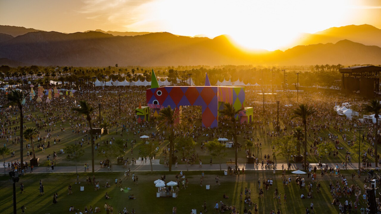 Coachella introduces drones, tourniquets in safety improvements