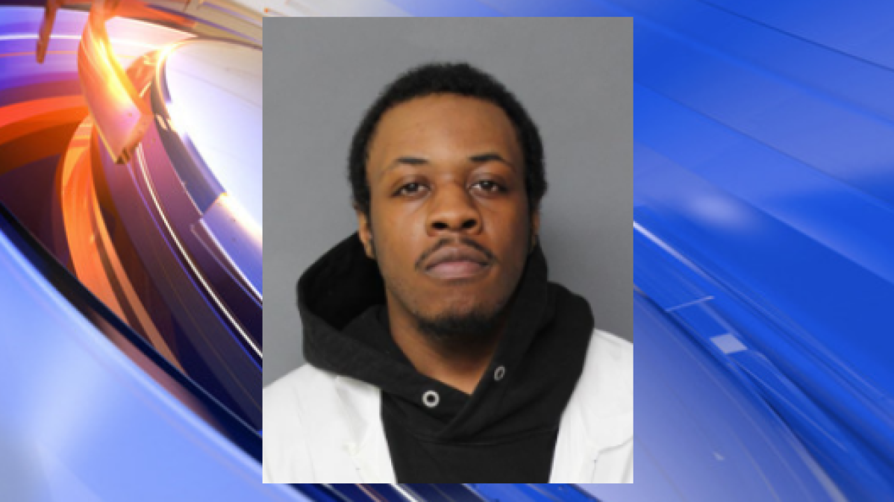 Man arrested after Norfolk armed robbery