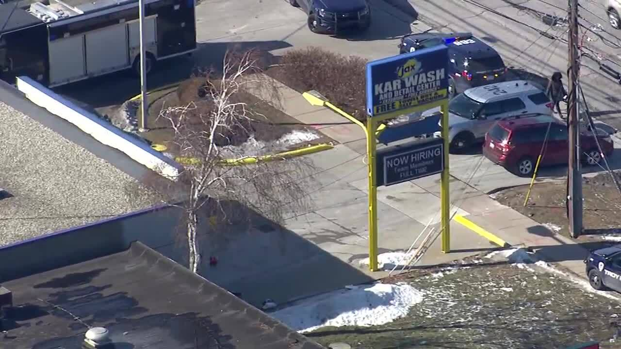 Police: Employee killed after being crushed inside Michigan car wash