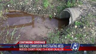 Texas Railroad Commission now investigating Calallen spill