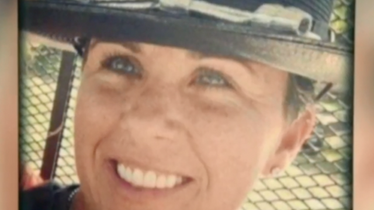 Mother of Delray Beach officer killed in a traffic crash files wrongful death lawsuit
