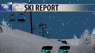 Ski Report 4-4-19