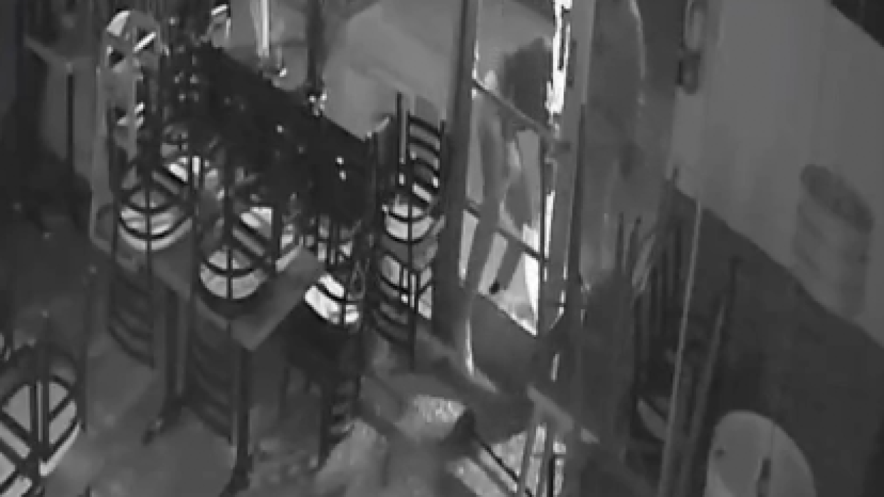 'Smash and grab' burglars target National City businesses in overnight spree