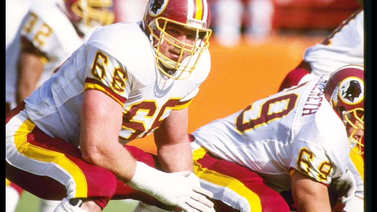 Redskins legend Joe Jacoby named a finalist for Pro Football Hall of Fame