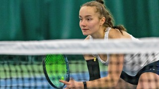 Montana State tennis player Laura Mary earns all-Big Sky Conference honor