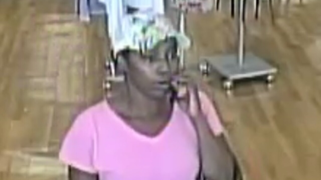 BPD looking for strong-arm robbery suspect
