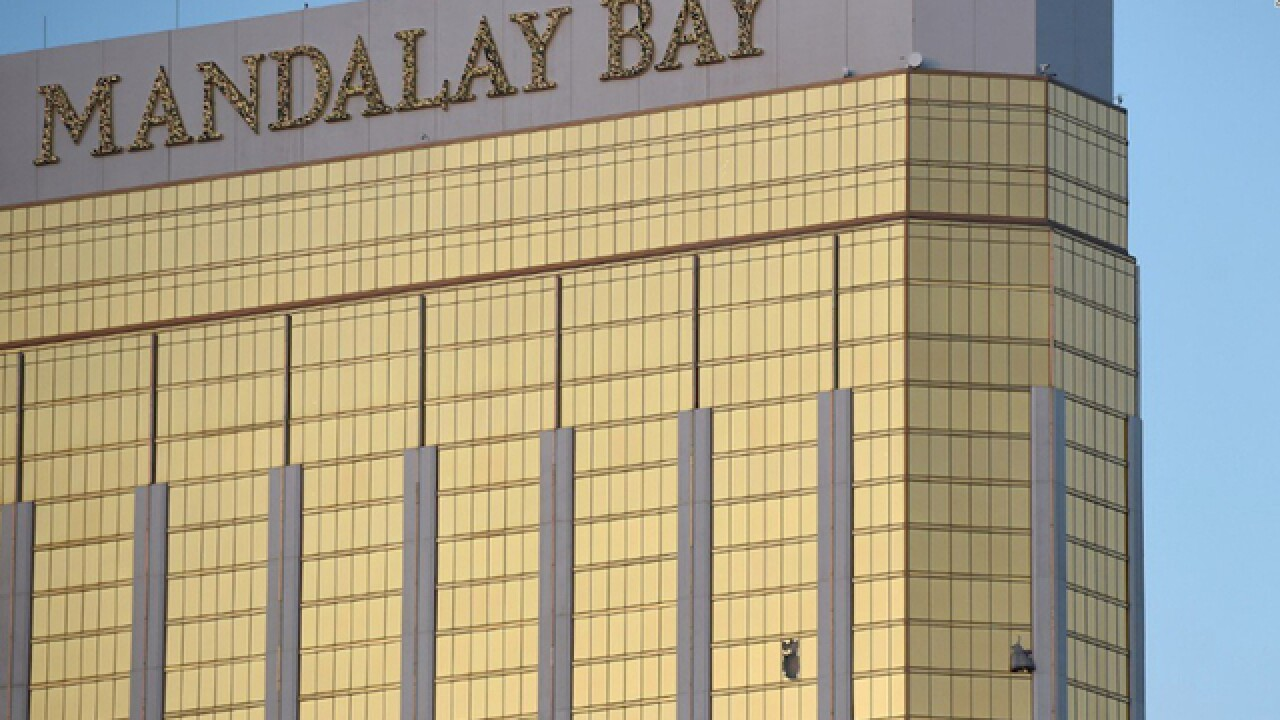 Las Vegas police: At least 20 dead in shooting