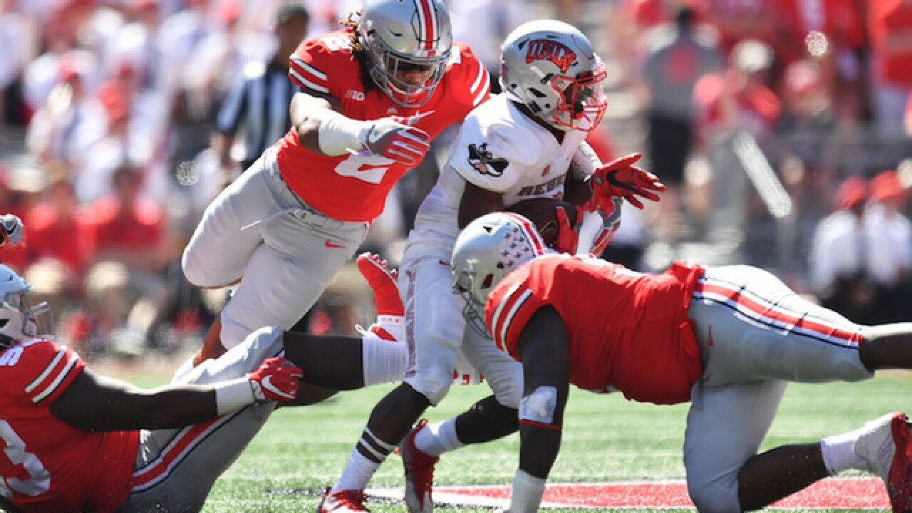 Ohio State tries to avoid letdown as schedule gets softer