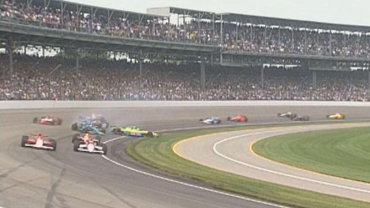 1998 Indy 500 winner overcomes 2 setbacks