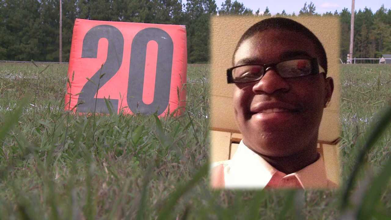 Cause of death released for high school football player who died afterhit