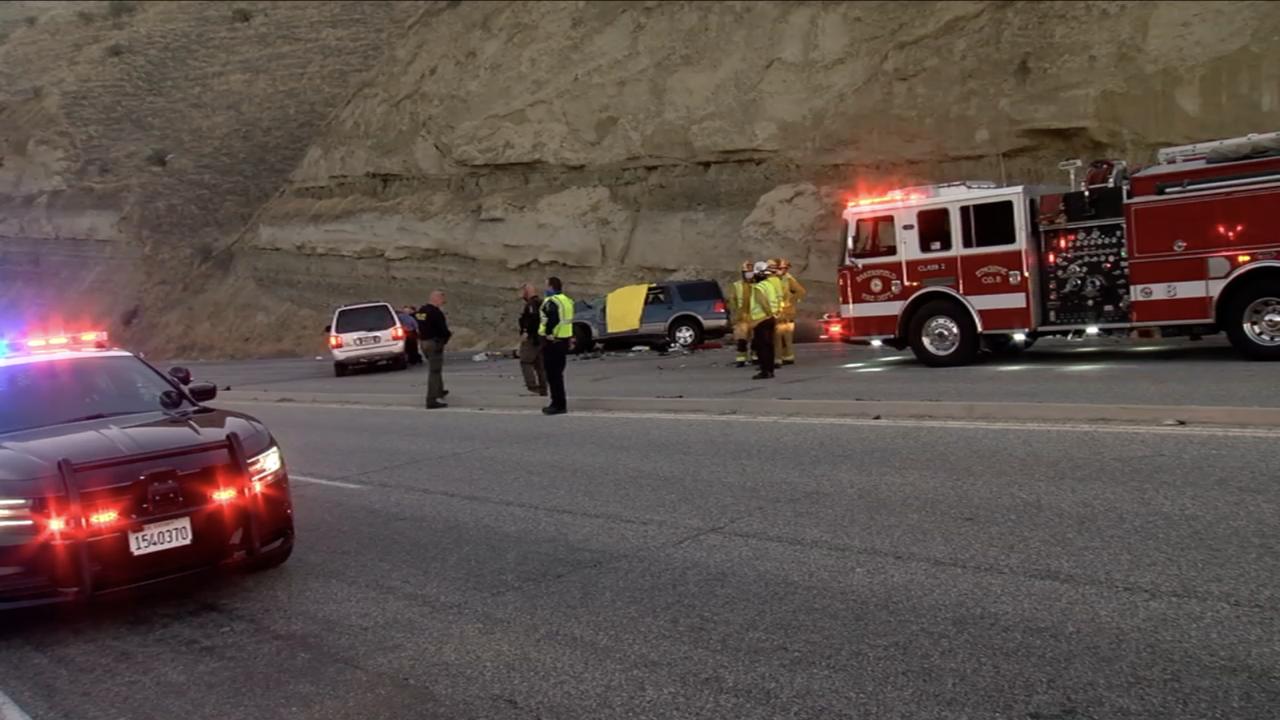 Harrel Highway Accident