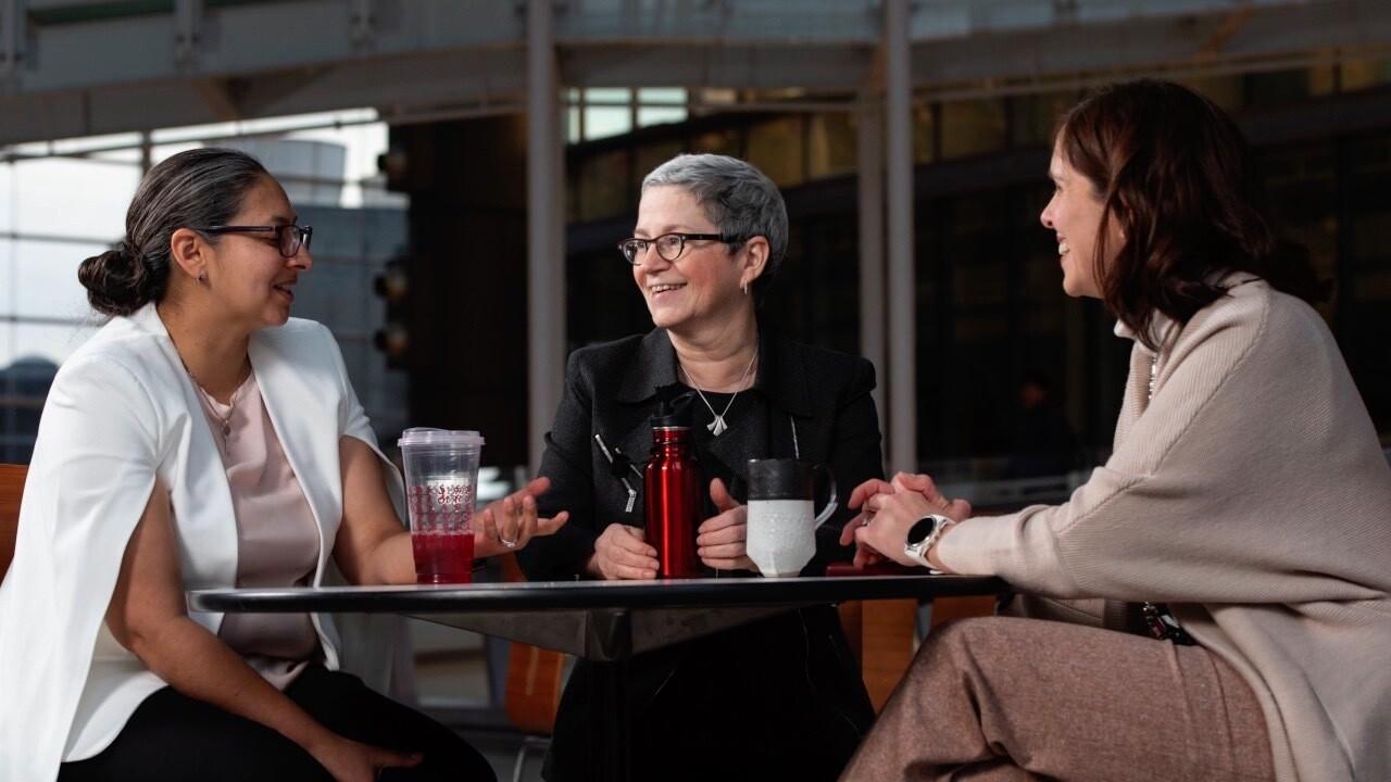 Doctors Chantal Reyna, Beth Shaughnessy and Jamie Lewis.jpg