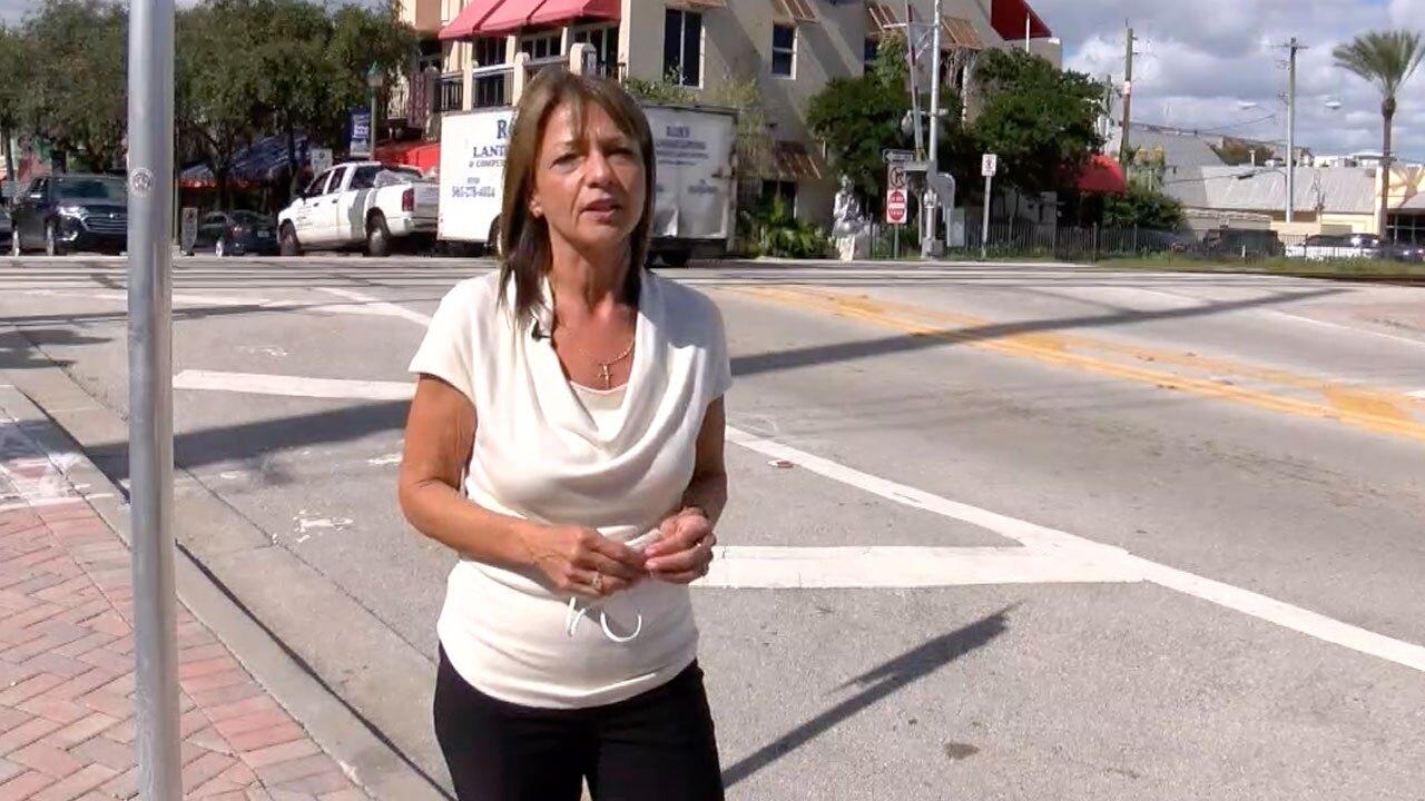 Laura Simon, Delray Beach Downtown Development Authority