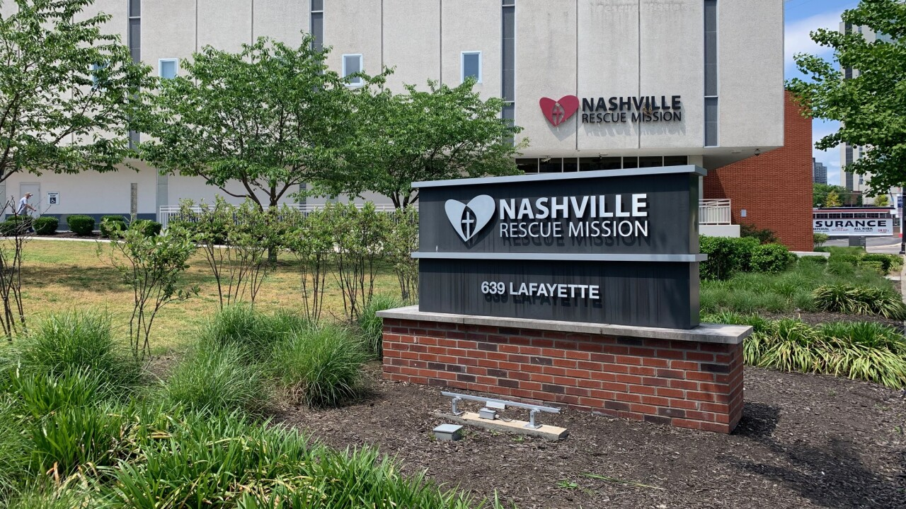 Nashville Rescue Mission