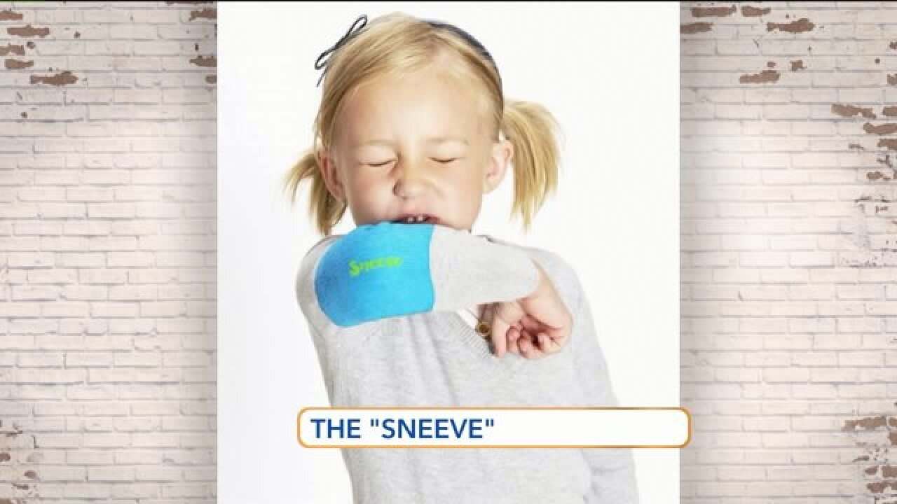 """Have you heard of """"thesneeve""""?"""