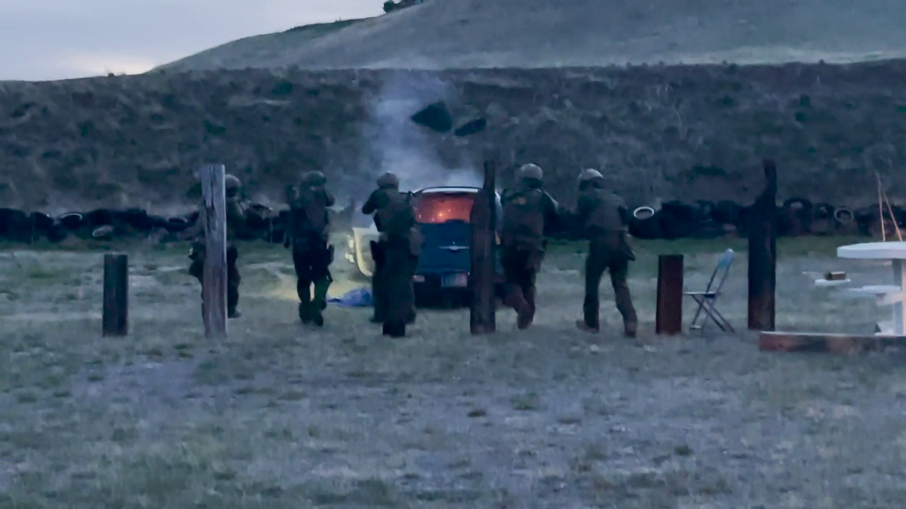 Cascade County Sheriff's Office Citizens' Academy: SWAT