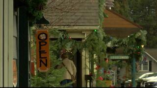 Bigfork turns into Christmas town Montana each winter