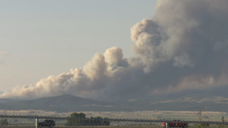 North Hills Fire: Evacuations ordered for American Bar and Eldorado Heights subdivisions