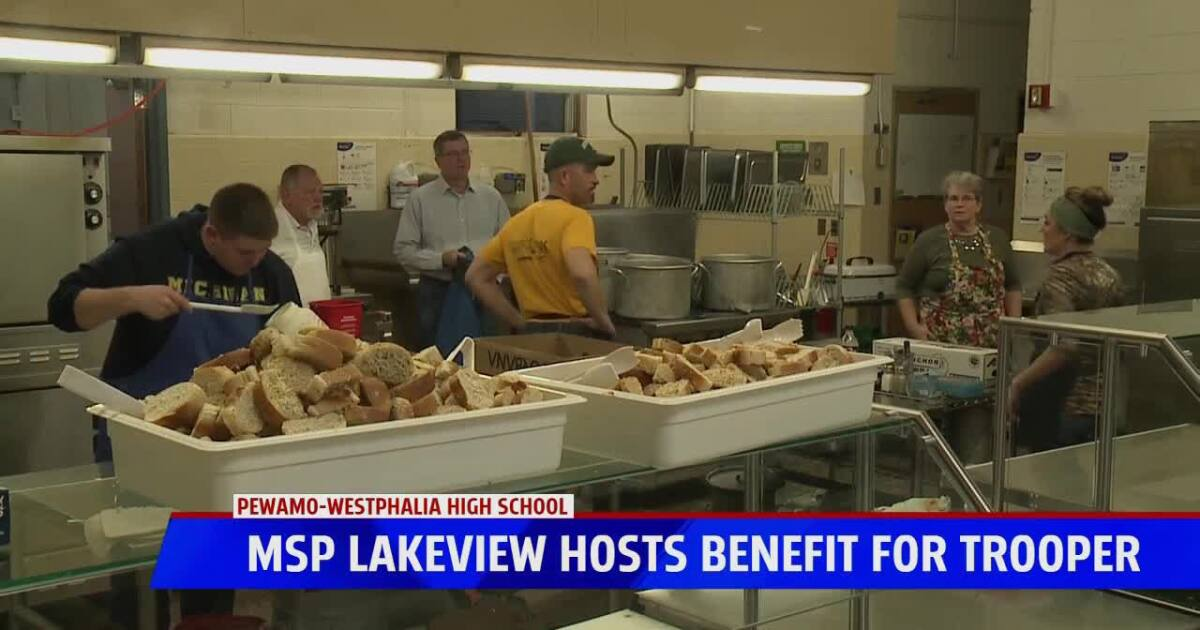 State Police hold benefit for trooper with inoperable brain tumor