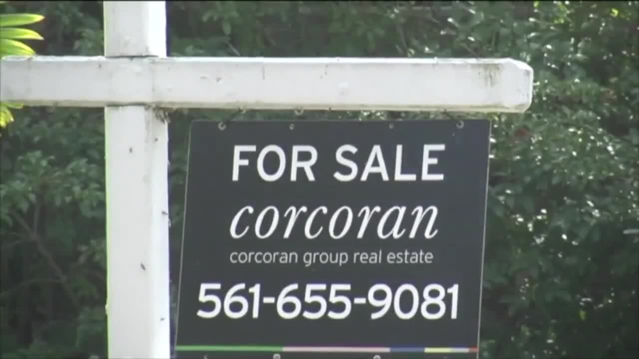 For Sale Corcoran sign