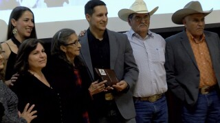 Sunday Conversation: Tuff Harris inducted into Montana Indian Sports HOF