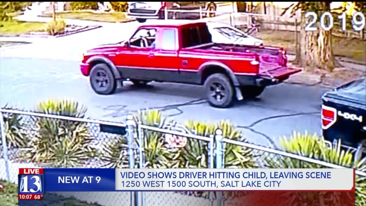 Driver turns himself in after video of SLC hit-and-run shared