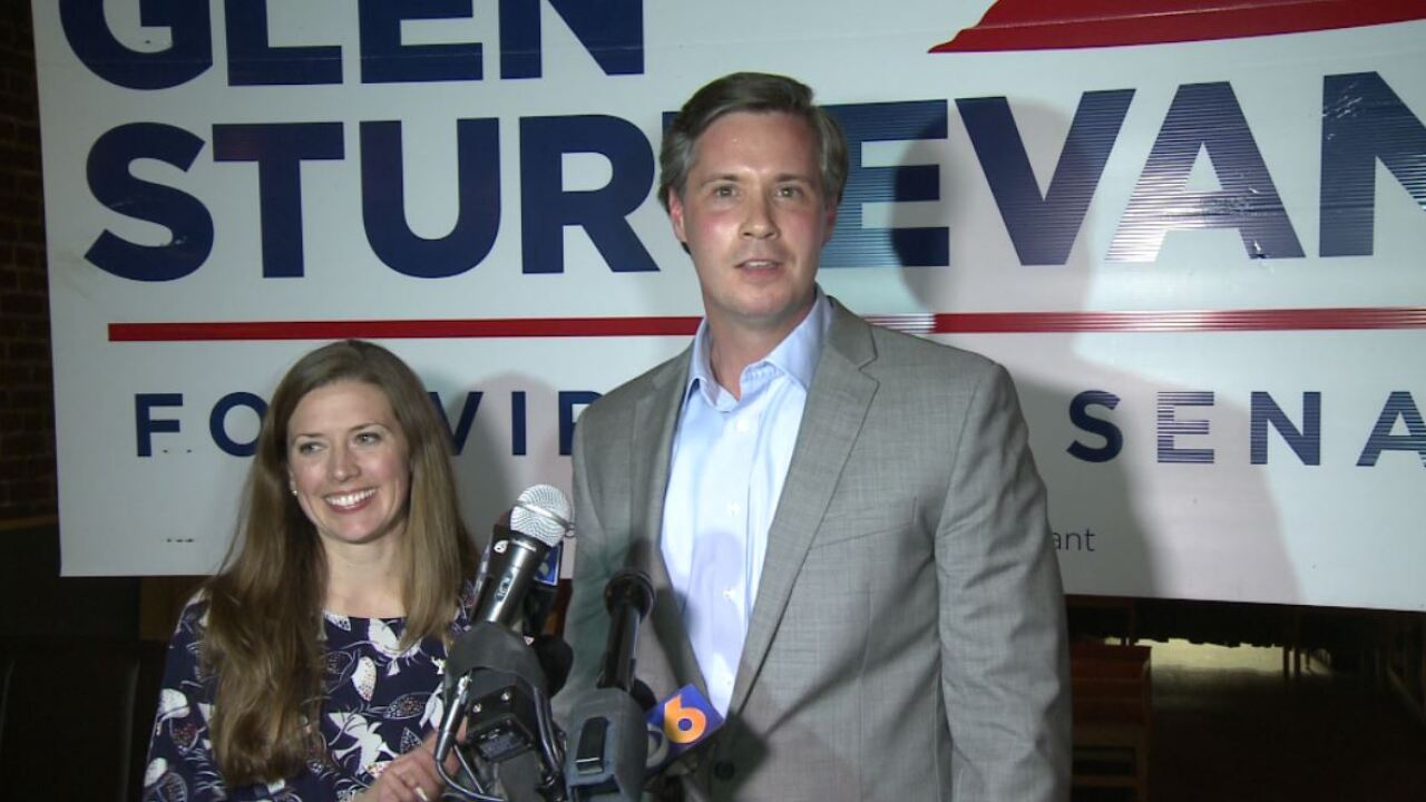 Sturtevant defeats Gecker in pivotal Virginia SenateRace