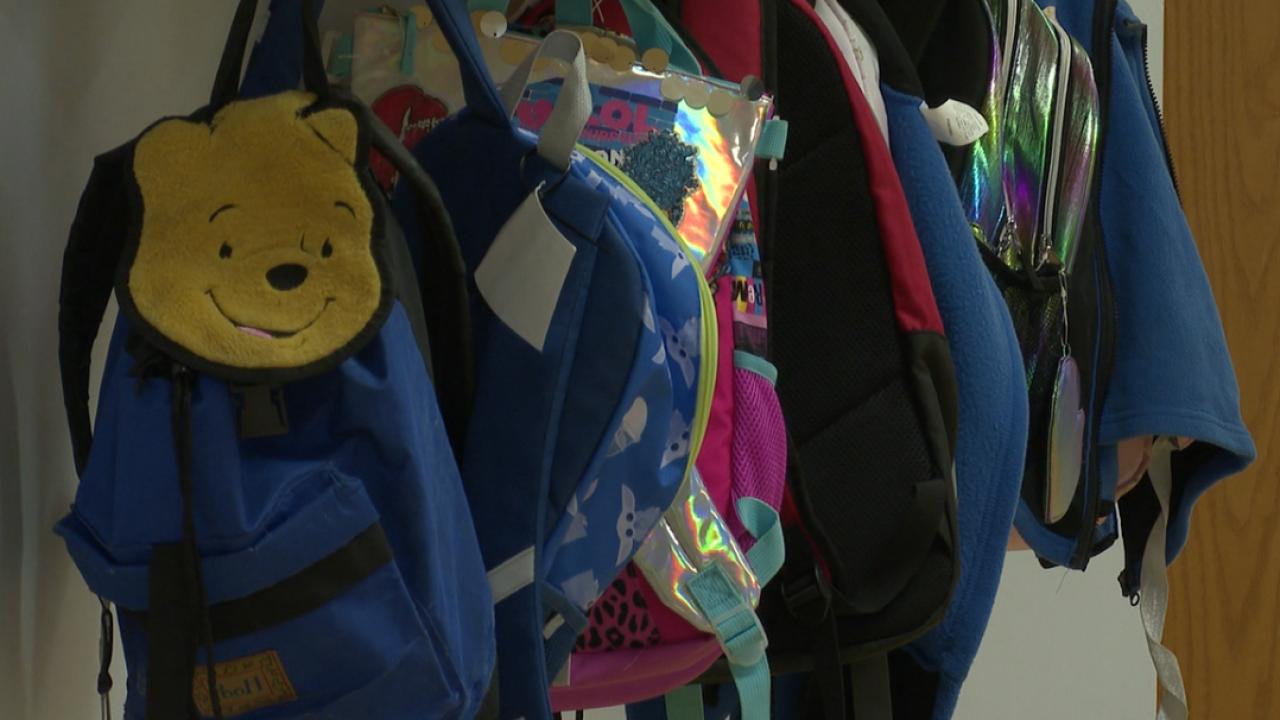 Donations benefit FeedMore WNY's backpack program