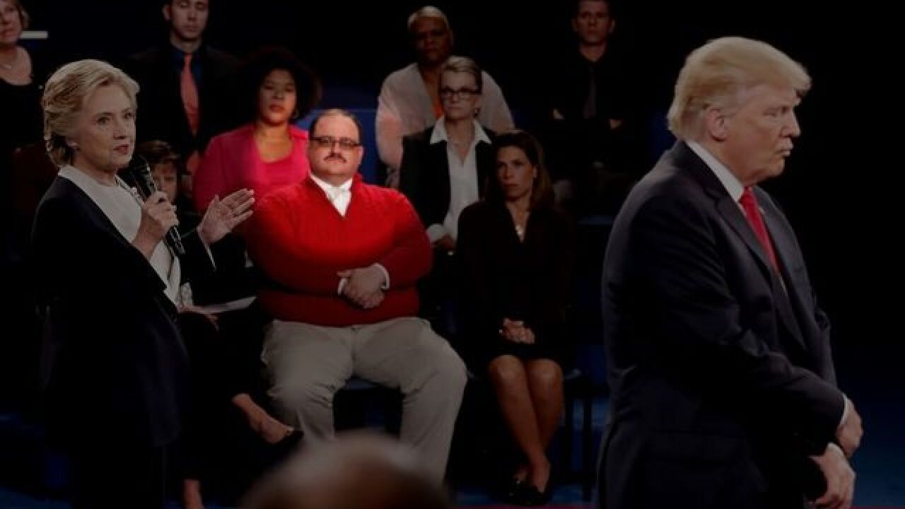 Campaign launched to help Ken Bone buy a suit