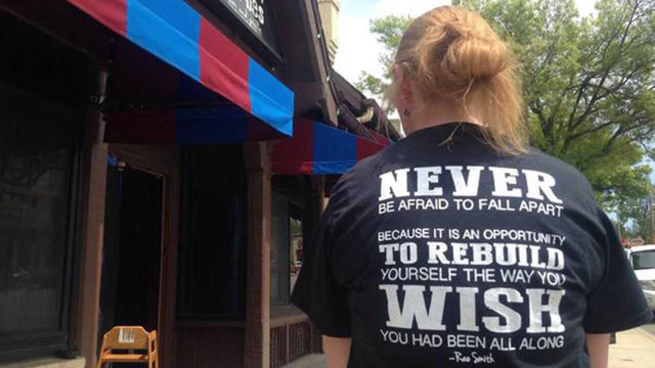 WATCH: Brookside restaurant to reopen after fire