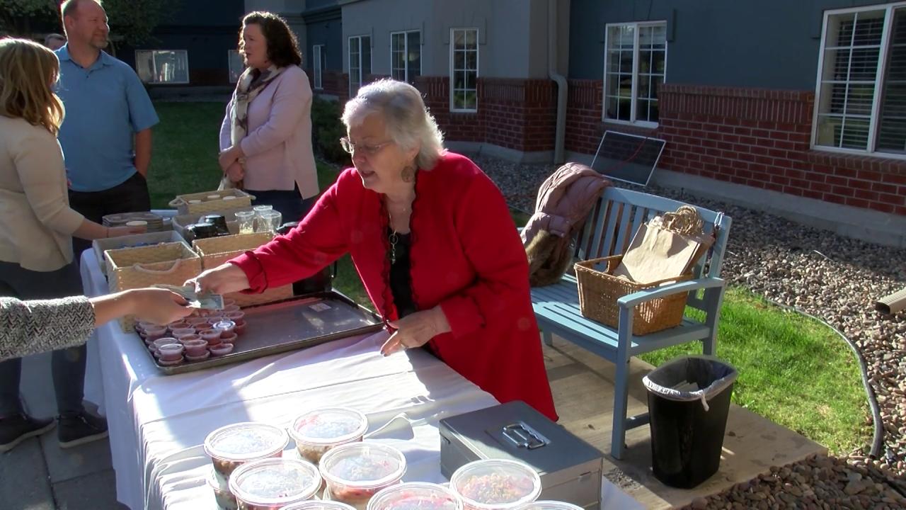 "The Iris Senior Living hosts ""benefit breakfasts"""