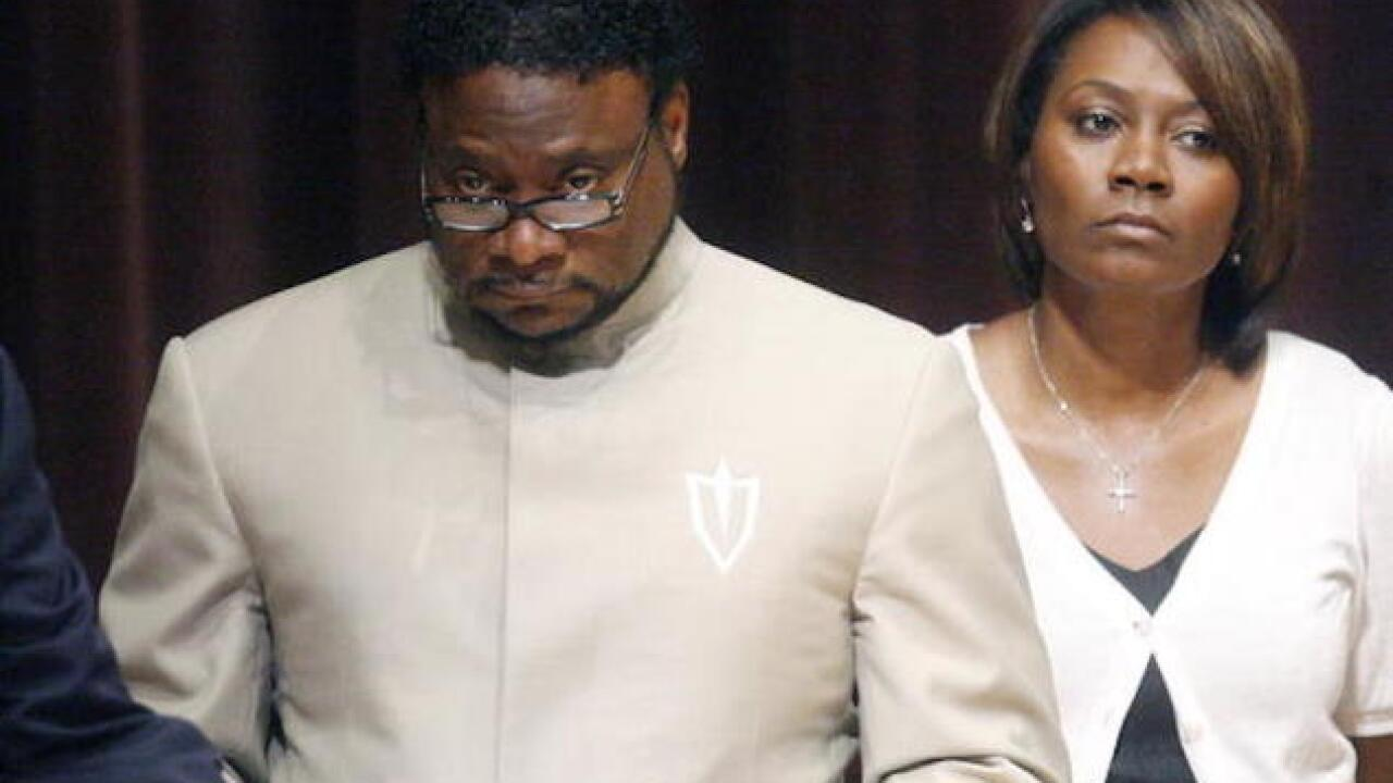 Bishop Eddie Long dead at 63