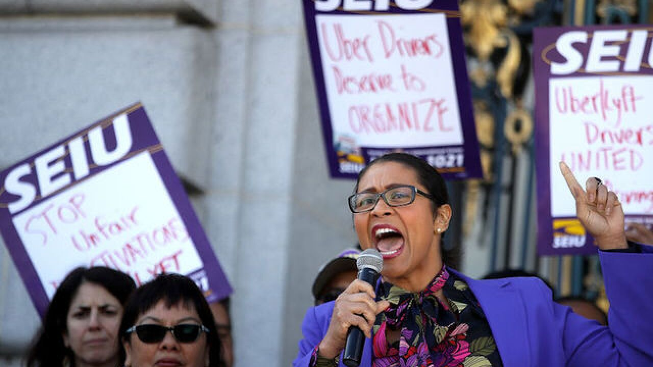 For the first time, a black woman is elected mayor of San Francisco