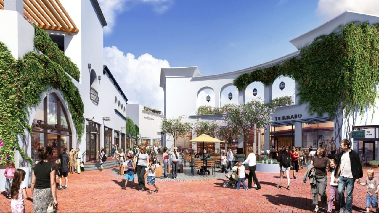 Multi-million dollar renovation project to get underway at Santa Barbara shopping center