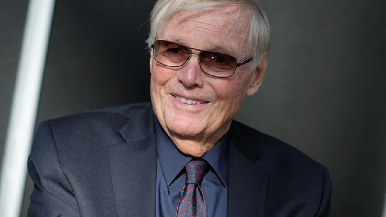 Adam West, actor who played 'Batman' in TV series, dead at 88