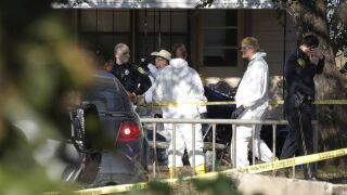 Resident confronted Texas church shooter and chased him