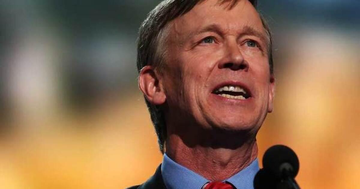 John Hickenlooper will run for U.S. Senate, sources say