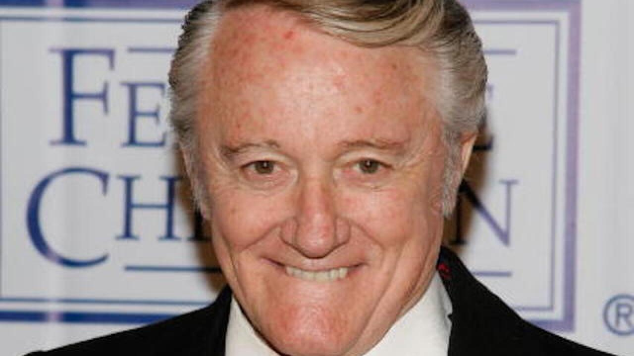 Robert Vaughn, 'The Man from U.N.C.L.E.,' dies at 83