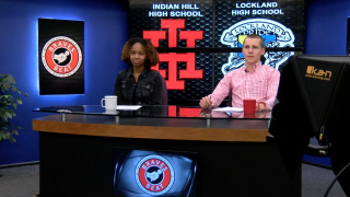 High School newscast from Indian Hill and Lockland High School students